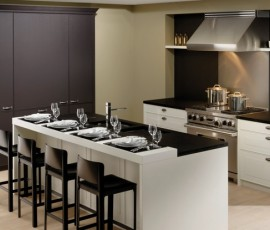 Chateau & Palais - A modern approach to a traditional kitchen