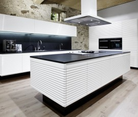 Contura High Gloss White