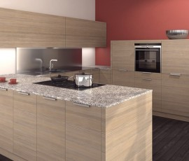 Junior Pine Nutmeg Laminate Kitchen