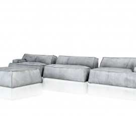 Baxter Damasco Sofa