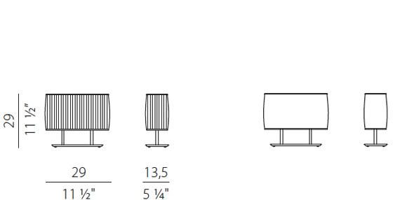 Размеры 1
