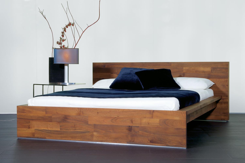 Massivholz Mobel Minimalistisches Interieur Holzbanke